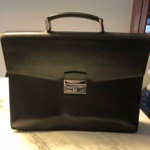 Men's Prada briefcase